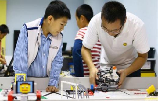 2020年机器人教育加盟排行榜