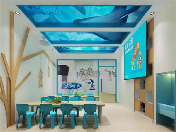 鲨鱼公园科学实验加盟怎么样?