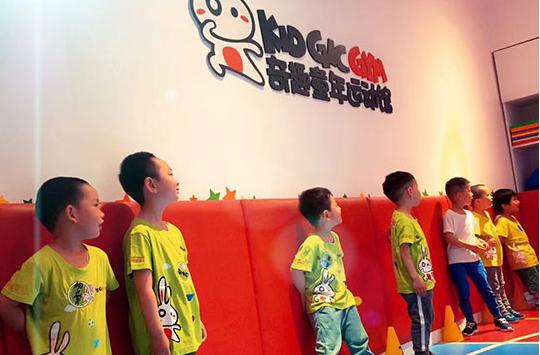 加盟奇趣儿童运动馆