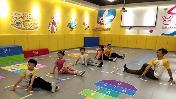 凯浮尼儿童运动馆加盟